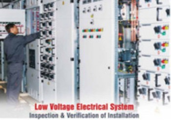 Low Voltage Electrical System - Inspection & Verification of Installation