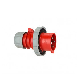 Industrial Container Plug and Sockets - CEE Type - Insulated
