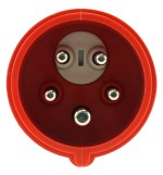 Industrial Phase Inverter Plugs - CEE Type - Insulated